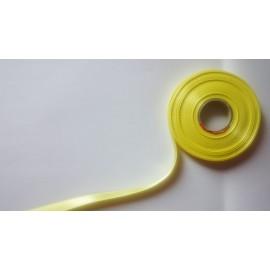 Saténová stuha š. 10 mm žlutá 0740