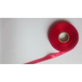 Saténová stuha š. 10 mm červená 1763