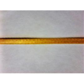 Záložka Satin Ribbon gold 08