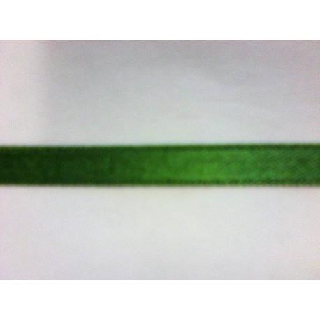 Záložka Satin Ribbon green 28