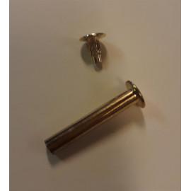 Knihařský šroub 30mm - narážecí