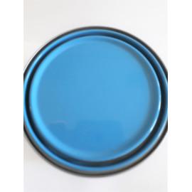 Alkyton - modrá světlá lesk ( nebeská)