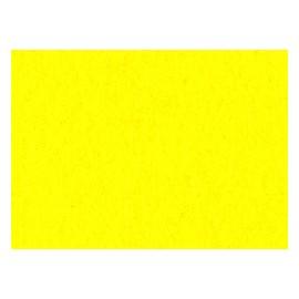 Velurový papír V58 žlutý