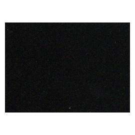 Velurový papír V19 černý