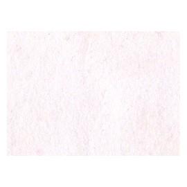 Velurový papír V18 bílý