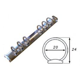 Mechanika 6-ti kroužková MRP 171-6-20